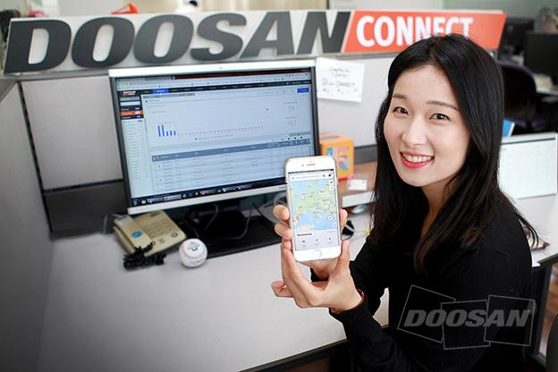 Doosan Infracore's DoosanCONNECT™ Selected as the 'Innovative Solution of the Year' in North America