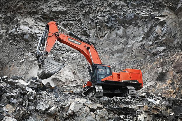 Doosan Infracore Aims to Increase Growth in the Chinese Market in 2019 by Improving Profitability