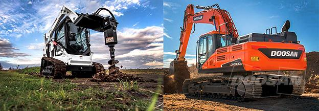 Doosan Construction Equipment Selected as Top-Tier Product in Recognition of Their Low 'Maintenance Cost' in the North American Market